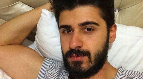 Emrah'ın oğlu Tayfun Erdoğan yine yaptı yapacağını!
