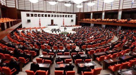 TBMM'de AKP ile HDP'li vekiller arasında 'Afrin kavgası'
