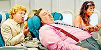 Şişman yolculara ek vergi geliyor