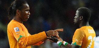Drogba ve Eboue'ye şok!