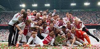 Ajax galibiyetle bitirdi