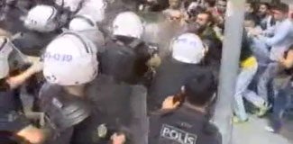 Bağcılar'da HDP'li gruba müdahale