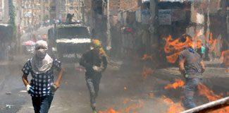 Diyarbakır'da cenazenin ardından olay