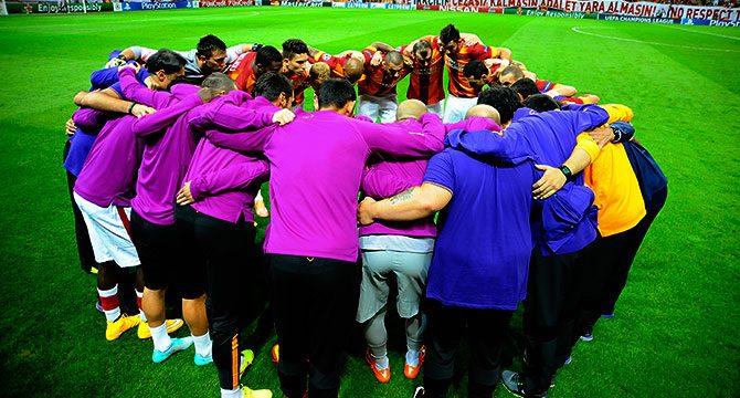 Galatasaray'da iki yıldıza kesik!