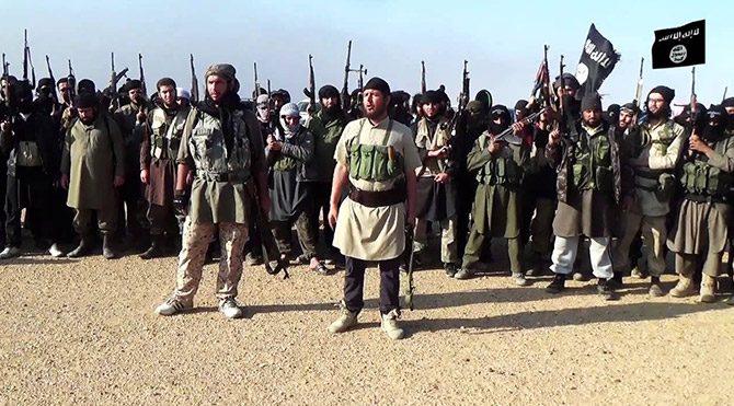 IŞİD: Sırada Rusya var