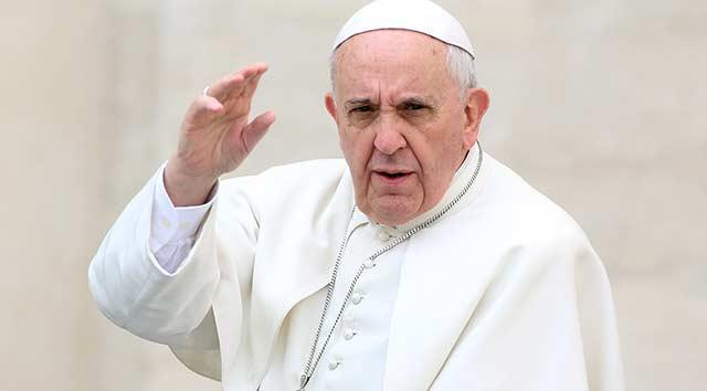Papa Fransis IŞİD'in hedefinde