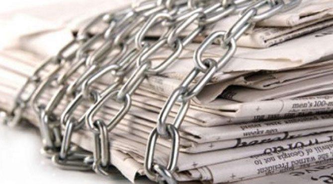 Gazetecilerin en önemli sorunu