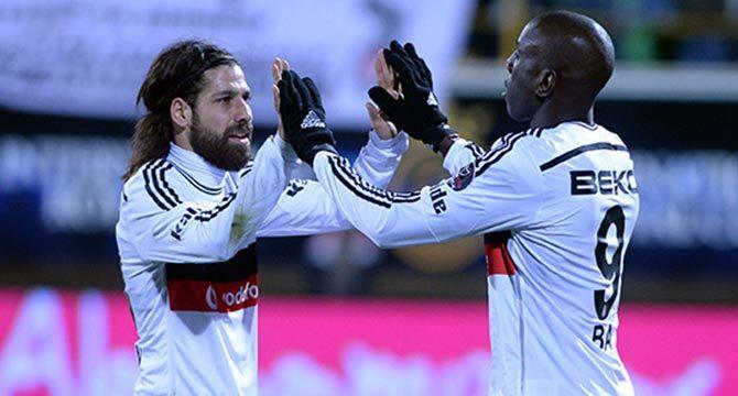 Gençlerbirliği 0 Beşiktaş 2 maçın özeti, golleri ve önemli anları