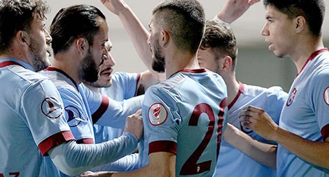 Aksihar Belediyespor 0 Trabzonspor 2 maç özeti ve golleri