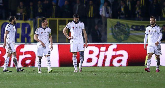Gençlerbirliği 2 - 1 Fenerbahçe maç özeti (Gençlerbirliği FB video özet)