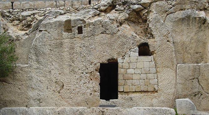 Hz.İsa'nın ailesinin mezarı