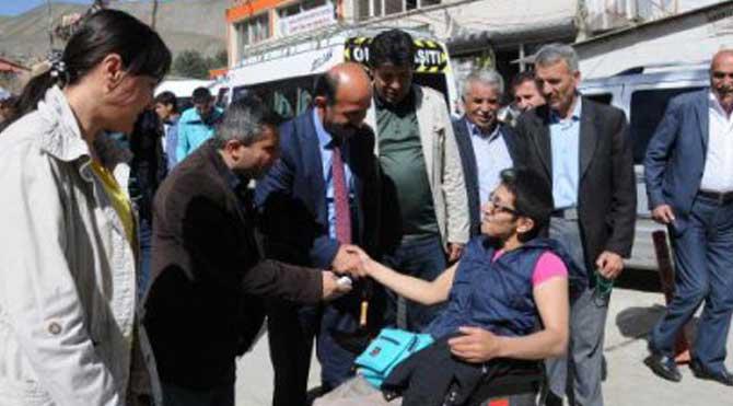 HDP'den Hakkari'ye turizm vaadi