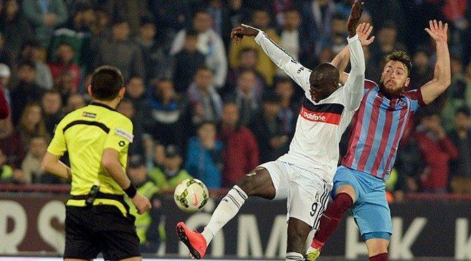 Trabzonspor Beşiktaş maç özeti (TS 0-2 BJK video özet)