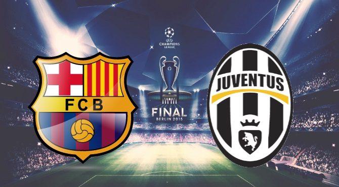 Barcelona - Juventus Şampiyonlar Ligi final maçı ne zaman saat kaçta hangi kanalda?