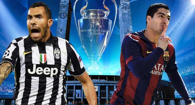 Barcelona - Juventus maçı saat kaçta hangi kanalda? (Şampiyonlar Ligi Canlı Yayın)