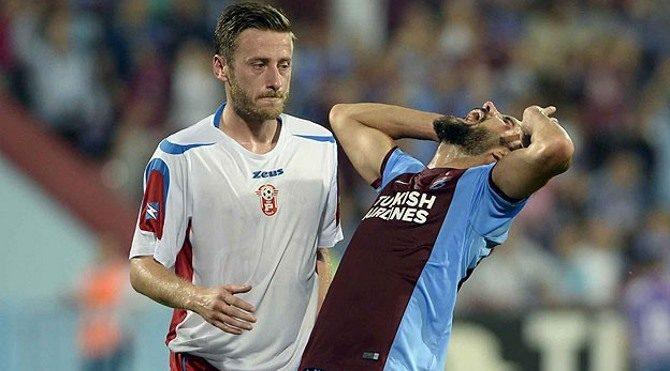 Trabzonspor 1-1 Rabotnicki maç özeti
