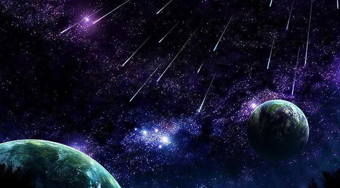Bu gece gökyüzü parlayacak