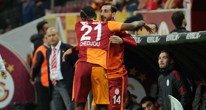Galatasaray 4-1 Gençlerbirliği maç özeti izle (GS maç özeti izle)
