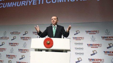 Erdoğan Gaziantep'te Putin'i eleştirdi