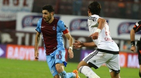 Trabzonspor 2 - 2 Gaziantepspor maç özeti izle