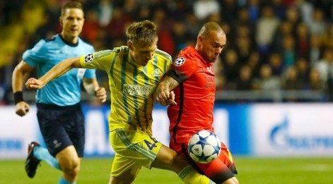 '10.5 numara' Wesley Sneijder