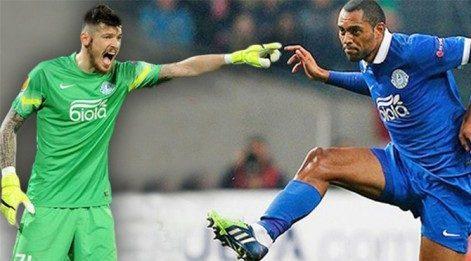 Beşiktaş iki futbolcuyu transfer etti