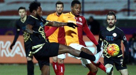 Osmanlıspor Galatasaray Geniş Maç Özeti İzle (Osmanlıspor 3-2 GS)