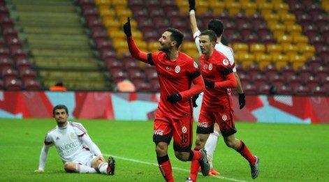 Galatasaray Kastamonuspor Geniş Maç Özeti İzle (GS 4-1 Kastamonu)