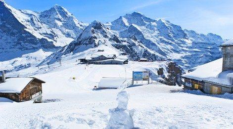 Kışa özel seyahat rotaları