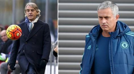 Mourinho, Mancini ile masaya oturacak