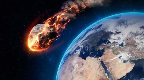 Dev astreoid geliyor! Meteor yağmuru yaşanacak...