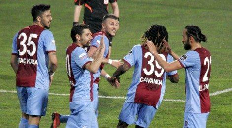 Trabzonspor Mersin İY maçı izle: Trabzon'un tahammülü yok!