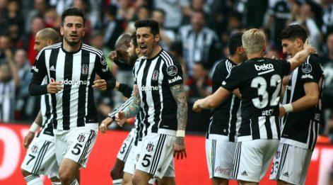 BEŞİKTAŞ ŞAMPİYON! Beşiktaş Osmanlıspor maç özeti ve golleri!