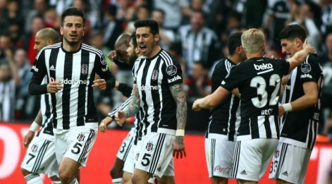 Beşiktaş Osmanlıspor maçı canlı şifresiz izle - Şampiyonluk geliyor!