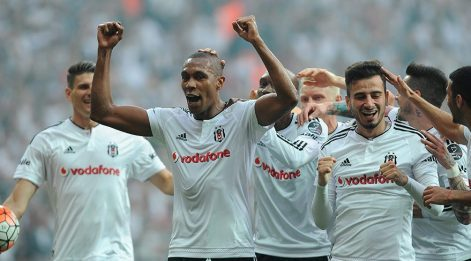 Beşiktaş Osmanlıspor maç özeti: Beşiktaş şampiyonluğu kaptı!