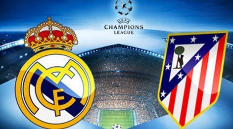 Real Madrid Atletico Madrid canlı izle: TRT 1 canlı izle