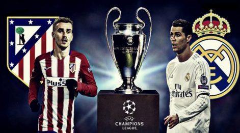 Şampiyonlar Ligi Finali: Real Madrid Atletico Madrid maçı saat kaçta, hangi kanalda?