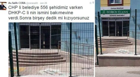 AKP'li milletvekilinin Berkin Elvan nefreti