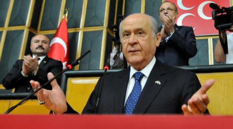 Devlet Bahçeli'den CHP'ye tarihi çağrı