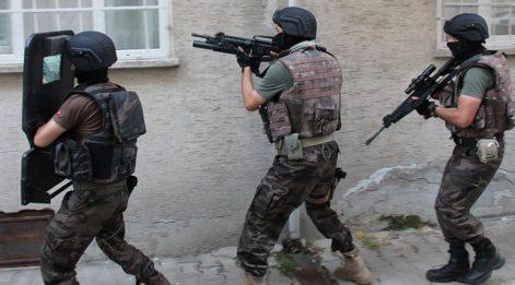 IŞİD hücresine şafak baskını: 29 gözaltı