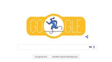 2016 Paralimpik Olimpiyatlar doodle oldu! İşte Paralimpik Olimpiyatlar'a katılan Türk sporcular