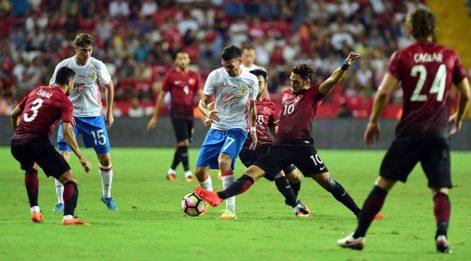 Türkiye Hırvatistan maçı saat kaçta ve hangi kanalda?
