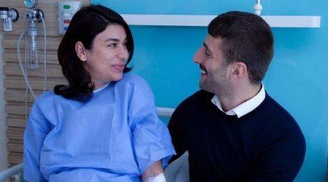 Ebru Şancı Öztürk anne oldu