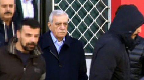 Son dakika haberi... Ahmet Türk için 5 günlük kısıtlılık kararı