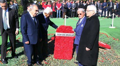 Süleyman Demirel, 92'nci yaş gününde anıldı