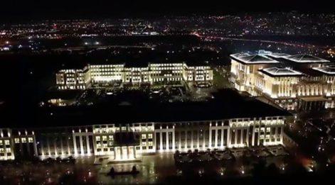 Ak Saray Harekât Merkezi oluyor