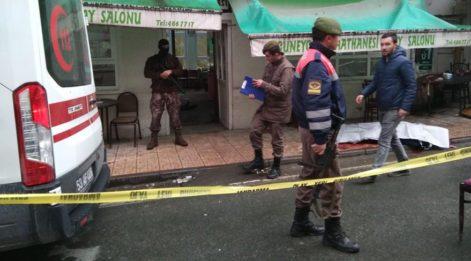 Son dakika... Rize'de kahvehane tarandı: 3 ölü, 6 yaralı