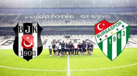 Beşiktaş Bursaspor maç özeti izle: Beşiktaş, Bursaspor'u 2-1 yenerek zirveye kondu!