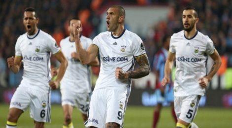 Trabzonspor Fenerbahçe maç özeti izle: Avni Aker'e farklı veda (TS 0-3 FB geniş maç özeti)