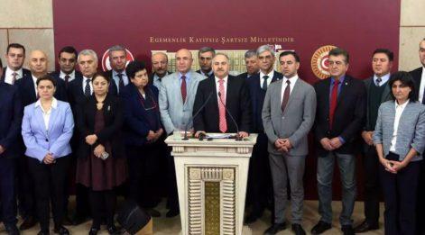 CHP'li Gök'ten 'mükerrer oy' iddiası: Meclis'in kapanmış gösterilmesi yok hükmündedir
